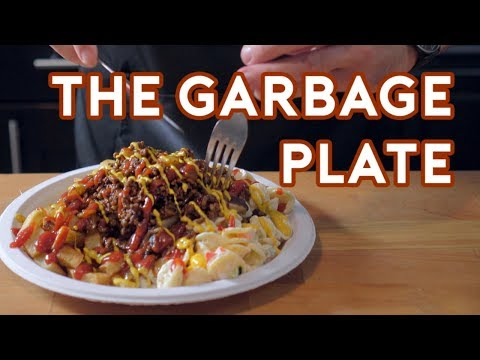 Binging with Babish The Garbage Plate from The Place Beyond The Pines sort of