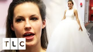 Catherine Wants A Leather Wedding Dress! | Bride By Design
