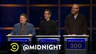 #HashtagWars Recap - Week of 3/31 - @midnight w/ Chris Hardwick