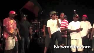 [Video] Nas -- Nasty (Live At Central Park)