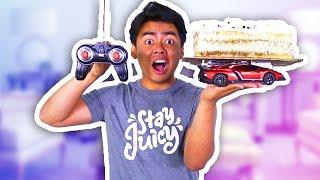 DIY REMOTE CONTROL CAKE!