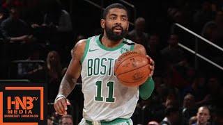 Boston Celtics vs New York Knicks Full Game Highlights / Feb 24 / 2017-18 NBA Season