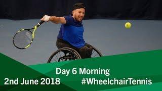 Quads Final - Australia v Israel   2018 BNP Paribas Wheelchair Tennis World Team Cup