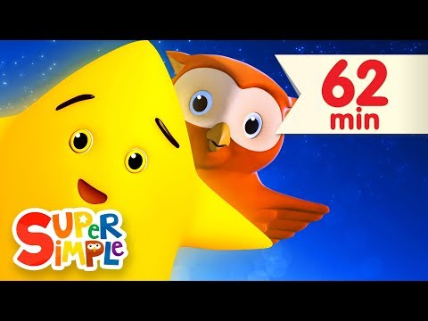 Twinkle Twinkle Little Star & More | Kids Songs | Super Simple Songs
