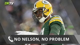 Packers Offensive Strategy without Jordy Nelson