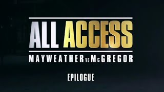MAYWEATHER VS McGREGOR ALL ACCESS EPILOGUE REVIEW! PPV BUYS NOT 6.5 MILLION? CONOR HAS BRAIN INJURY?