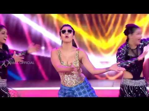 Shruti Haasan Dancing Queen Promo | SIIMA 2015