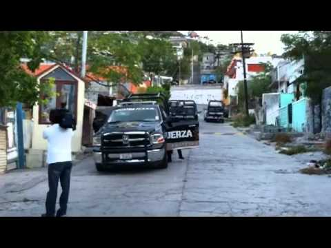 BALACERA INDEPENDENCIA REPORTEROS MONTERREY