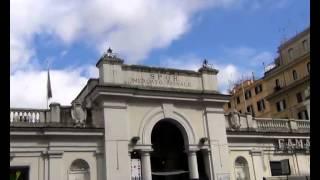 ROMA: una passeggiata per il quartiere