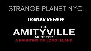 The Amityville Murders Trailer Review