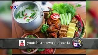 VOA Dunia Kita : Mencari Kuliner Indonesia di Amerika (2)