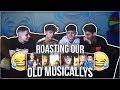 Download Video ROASTING OUR OLD CRINGEY MUSICAL.LYS w/ BadZachx Nick Bean & Edwin Burgos 3GP MP4 FLV