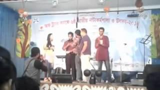 Sporshia Apu live dancing in NDC