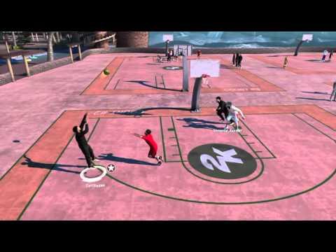 NBA 2k16|MyPark|Splash Bros