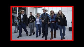 Hot News - Judge dismisses Federal lawsuit against Cliven Bundy and his son, the retrial