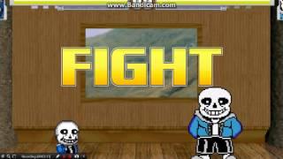 Mugen: Arcade With Kor Sans!