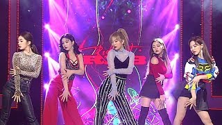 Red Velvet(레드벨벳) - RBB(Really Bad Boy) @인기가요 Inkigayo 20181209