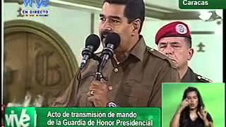 G/B José Alexis Rodríguez Cabello nuevo comandante de la Guardia de Honor