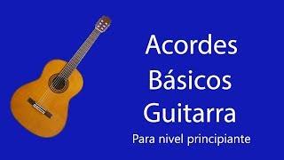 Tutorial para guitarra acordes basicos.wmv