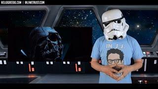 Star Wars: The Force Awakens - Teaser Trailer #2 - REVIEW