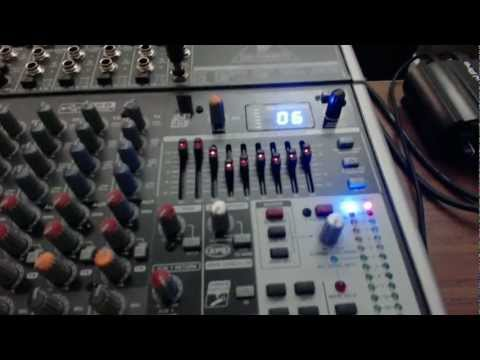 Review: Behringer XENYX X1832USB USB Mixer with Effects
