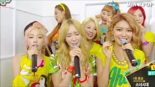 SNSD BEST FUNNY MOMENTS # 1