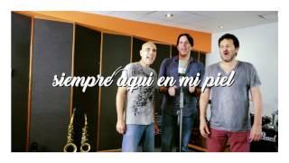 Siempre aquí en mi piel | Pedro Suárez-Vértiz®La Banda [Video Lyric]