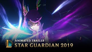 Light and Shadow (ft Hiroyuki Sawano) | Star Guardian Animated Trailer  - League of Legends