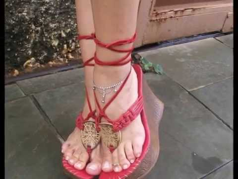 sexy thong sandals