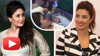 Kareena Kapoor Reply To Priyanka Chopra : My son is the Gorgeous Man On The Equator