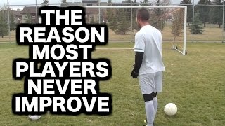 Your soccer skills and football skills WILL NOT improve unless you use this 1 secret
