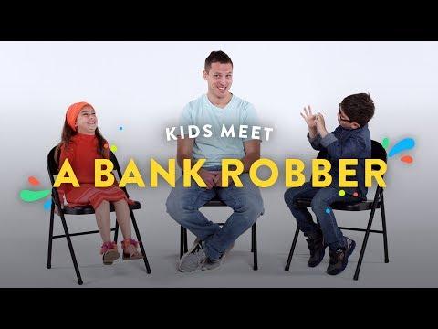 Kids Meet a Bank Robber Kids Meet HiHo Kids