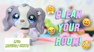 LPS: Clean Your Room! - Funny Skit