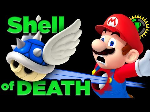 Game Theory How DEADLY Is Mario s Blue Shell Mario Kart 8