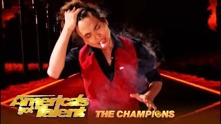 Shin Lim: His BEST Tricks All In ONE Finale Performance!   AGT Champions