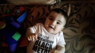 7-month-old Adelina | Buba lazi ne6to traji