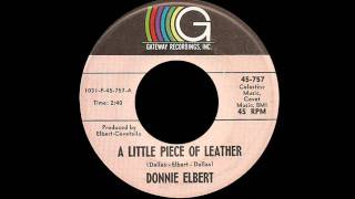 Donnie Elbert - A Little Piece Of Leather
