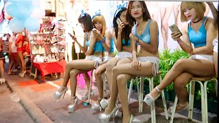Pattaya Walking Street - 24 July 2016