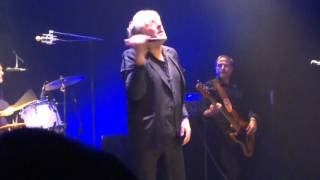 Arno Human Incognito Tour  Lons 05 02 2016  Je veux Nager