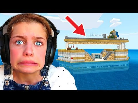 WHICH NORRIS NUT BUILDS THE BEST BOAT in Minecraft Gaming w The Norris Nuts
