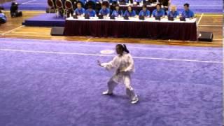 This 'baby' stunned the wushu world (Taijiquan at World Wushu Championships in Kuala Lumpur)