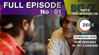 Boyz | Episode 01 | Ashwini's Punishment