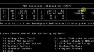 اصلاح مشاكل بدء التشغيل و عدم اشتغال الحاسوب عبر أسطوانة الهيرن hiren