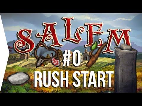 Surviving Salem #0: Rush Start! ► Crafting MMO Game