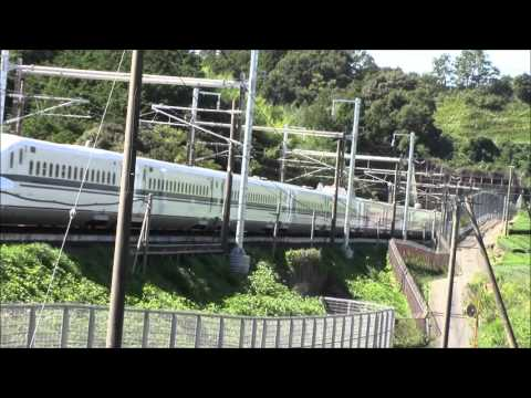 Xxx Mp4 Bullet Train Through Kikugawa Shizuoka Japan 1 03 Oct 2015 El Tren Bala Pasa Por Kikugawa Japón 3gp Sex