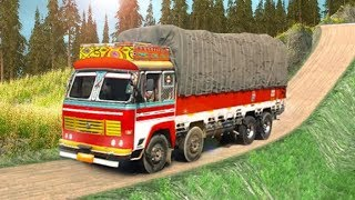 INDIAN TRUCK DRIVER CARGO CITY 2018 - Offroad Truck Driving Games To Play - Kids Games To Play Free