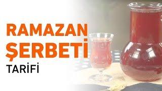 Ramazan Şerbeti Tarifi