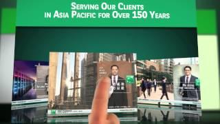 BNP Paribas Asia Pacific Corporate Film 2015