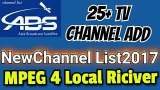 Abs Free Dish New 150 Chanal Full Chanal & Dish SETUP, Abs Free Dish Chanal List 2017