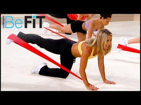 Lower Body Resistance Workout: Hips Thighs & Butt- Denise Austin